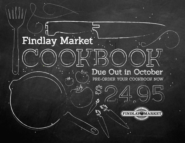 The Findlay Market Cookbook promo