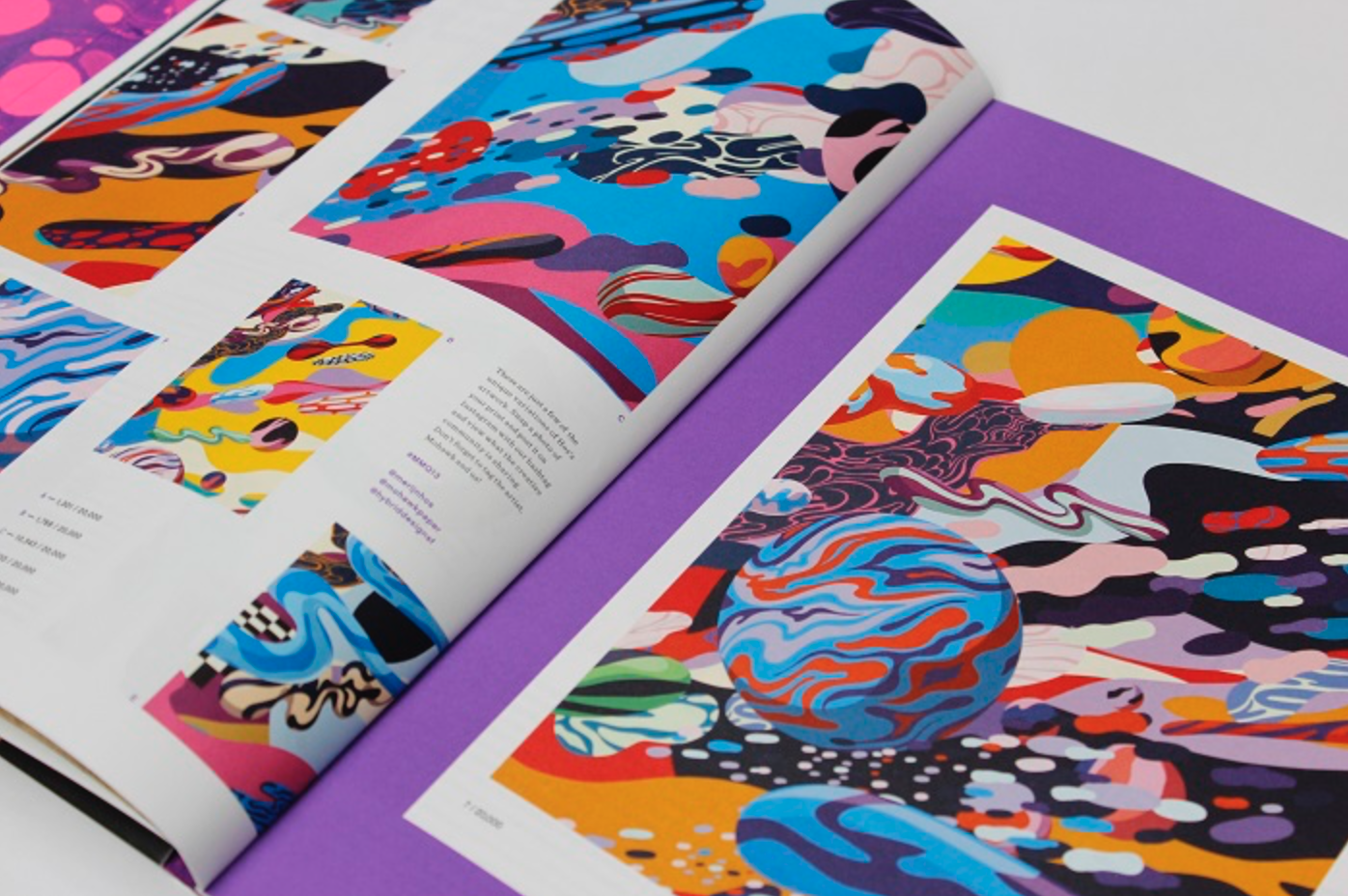 New work: Mohawk Maker Quarterly No  13 | Bryn Mooth